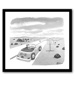 Chas. Adams, Charles Adams, The Adams Family, New Yorker cartoon