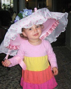 Easter hat, Parade, dress rehearsal, bonnet