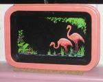 Flamingo Tip Tray