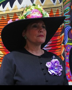 Easter Parade '10, kaleidoscope of color, Easter hat, Fifth Avenue