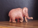 elephant, Mammoth, tusk, rescue, lost and found, 86th Street