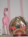 Shell and FlamingoLight