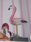 flamingos, flamingo sculpture, Florida kitsch