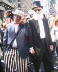 Fifth Avenue, Easter Parade, New York City, Straw boater, Top Hat
