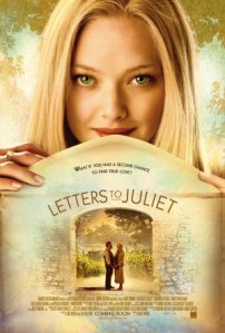 Vanessa Redgrave, Amanda Seyfried, Letters to Juliet, Romeo and Juliet, Verona, Tuscany