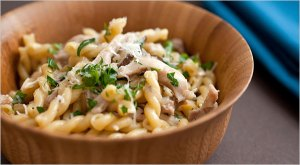 gemelli, risotto, chicken thighs, Mark Bittman, The Minimalist,