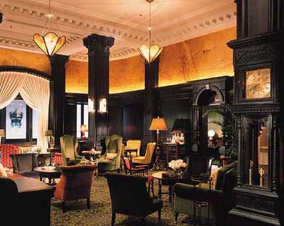 round table, Matilda, Frank Case, Algonquin Hotel, Tribal Tales of the Algonquin, the Oak Room