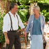 Vanessa Redgrave, Lynn Redgrave, Franco Nero, Letters to Juliet, Tuscany