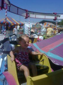 fair, amusement park ride, Chicago