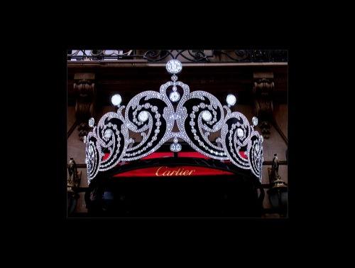 crown, tiara, diamond tiara, Cartier,