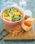 Martha Stewart Living, melon salad,