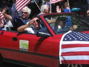 Taylored 2 You, Ocean Grove parade, 4th of July