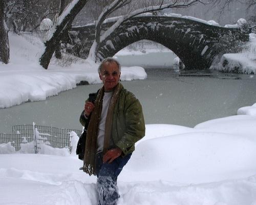 murray head photographer, central park