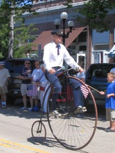fourth of July parade, Ocean Grove
