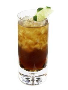 Bacardi rum, limes, Cuba, cocoa cola