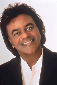 Maria, Johnny Mathis Greatest Hits, velvet voice, Chances Are, A Time for Us, Gina, Brazil