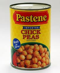 canned chickpeas,