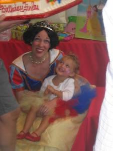Finley Ray Clark, Snow White,