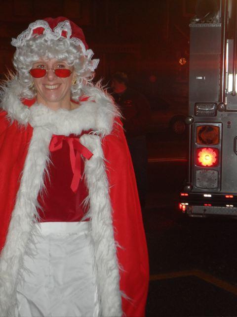 Ocean Grove, Fireman's park,Christmas Eve