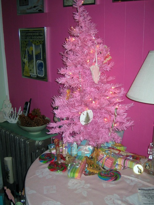 La Vie en Rose, Christmas tree, Ocean Grove