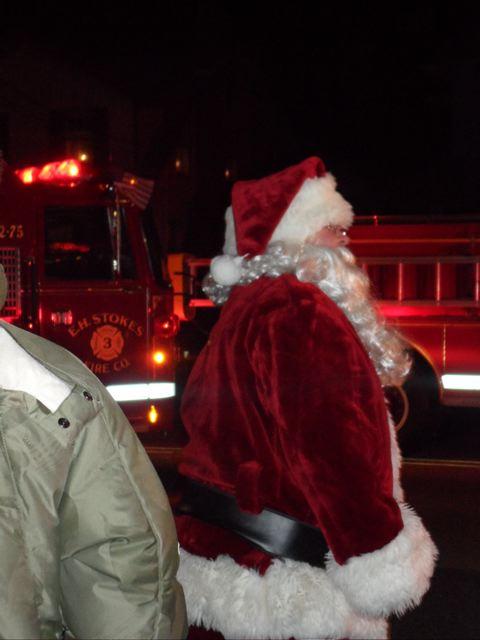 Santa Claus, Ocean grove,Christmas Eve,