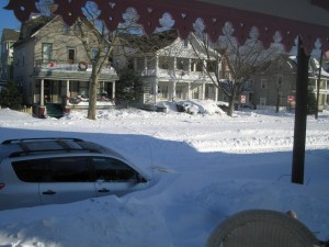 Broad, Ocean Grove, December 28