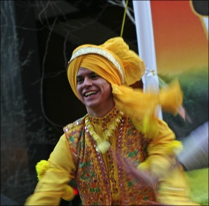 new york city, Indian parade, HOLI, Dhuleti, festival of colors