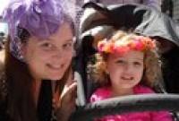 Finley Ray, Easter hats, Debbie Follett, Easter parade