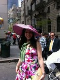 Easter parade, easter bonnet, new york city