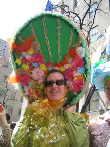 Easter  parade, Easter hat
