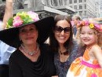 Easter parade, Easter hats, easter bonnet, fifth Avenue, New york