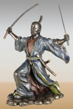 Bushido, Samurai warrior, The Way of the Warrior, Samurai code of conduct, Atomic Samurai