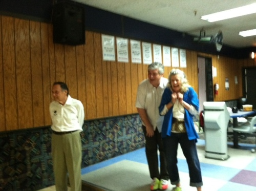 bowling party, sea girt lanes, Heide Ron Peter