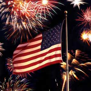 celebrate, fireworks