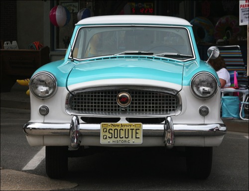 1958 Metropolitan, So Cute, the Met