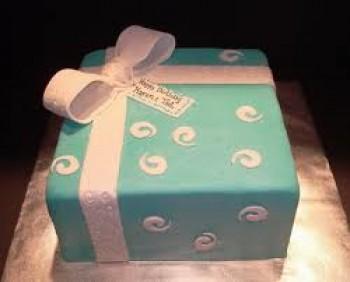 Gail's birthday cake