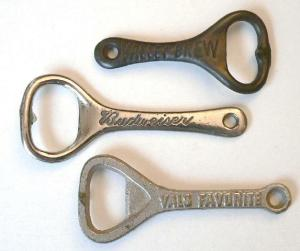 bottle openers, crown corks