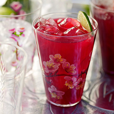 red zinger, hibiscus tea