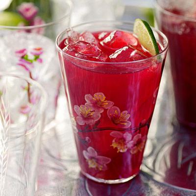 red zinger, hibiscus tea