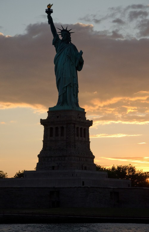 statue of liberty thesis statement Learn about thomas jefferson and the virginia statute for religious freedom the american ideals of liberty freedom is a statement about both freedom of.