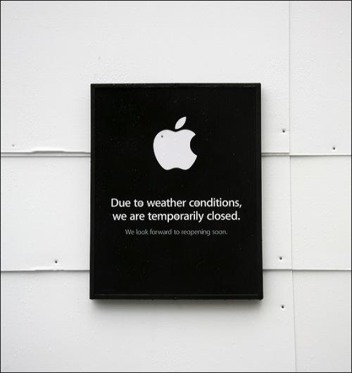 apple store new york city