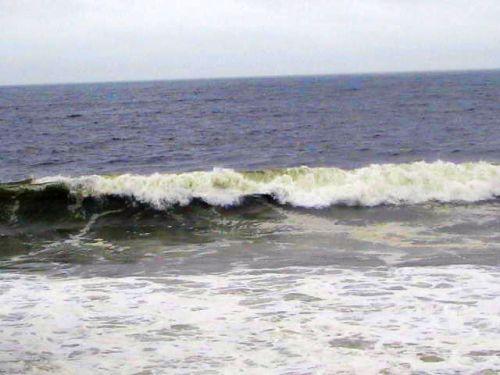 Hurricane Irene, Ocean Grove NJ