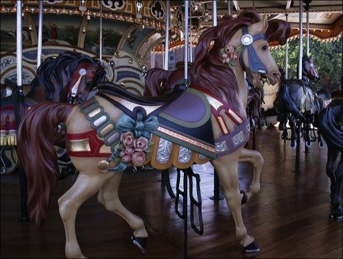 Brooklyn, Jane's carousel