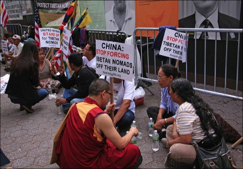 China, Tibet, General Assembly