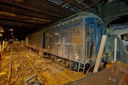 secret train staion, Waldorf Astoria, Franklin Delano Roosevelt