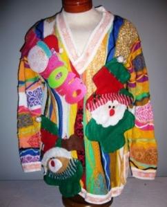 BRSG, ugly Christmas sweater