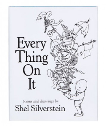 Shel Silverstein, The Giving Tree,