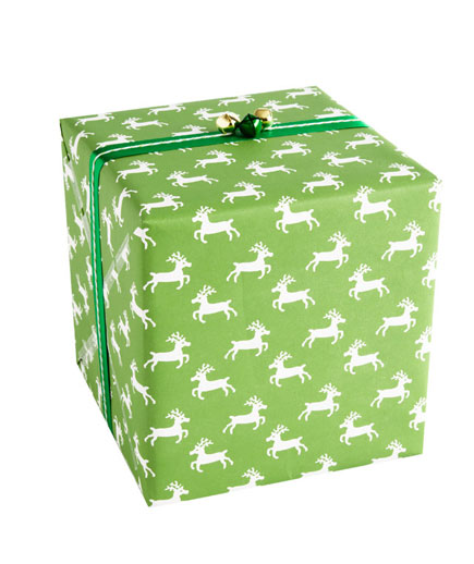 Christmas wrapping paper,