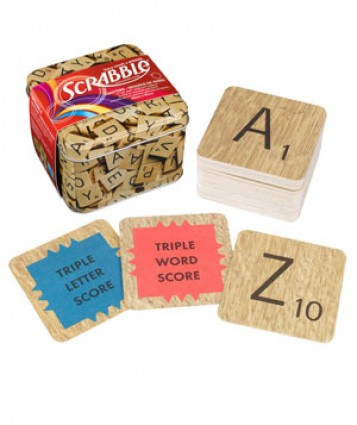 coasters, Scrabble, gift ideas