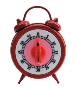 Apartment48.com, kitchen timer, retro timer